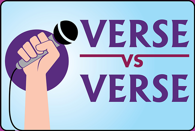 Verse vs Verse Poetry Slam